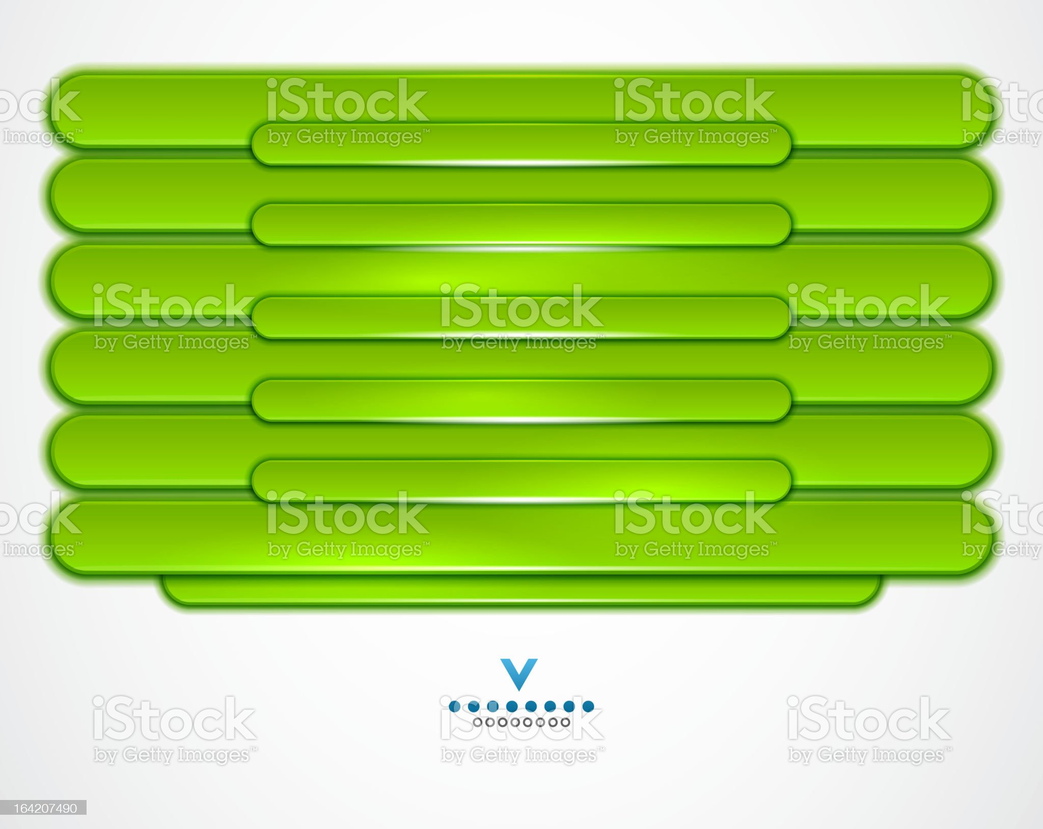 Vector green background royalty-free stock vector art