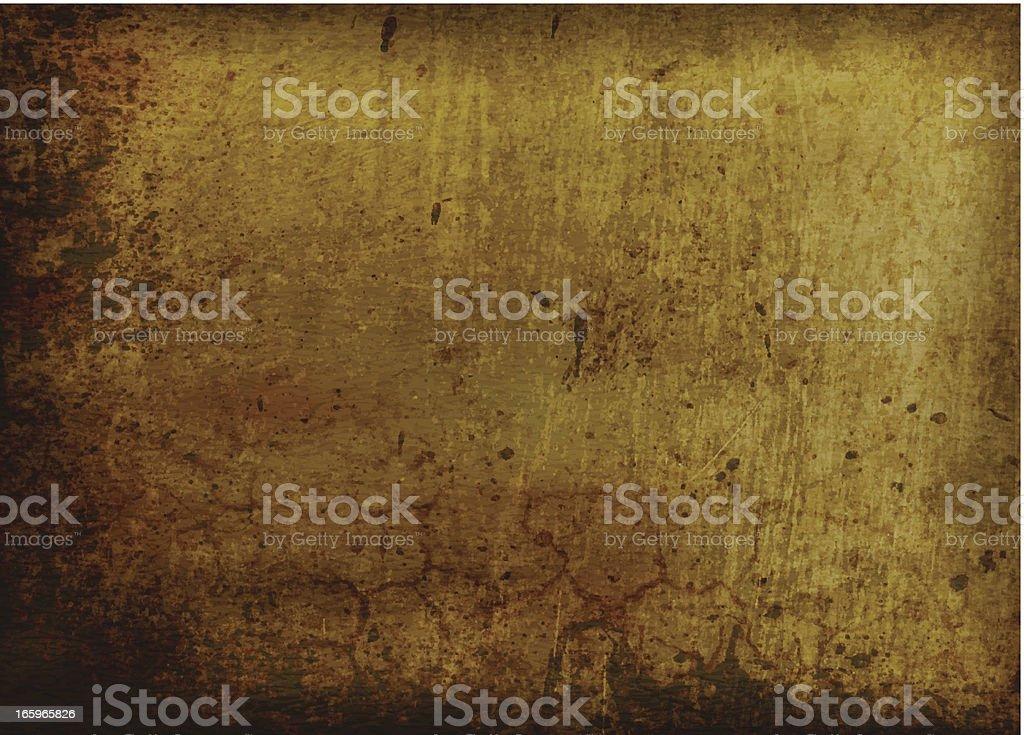 Vector Grungy frame royalty-free stock vector art