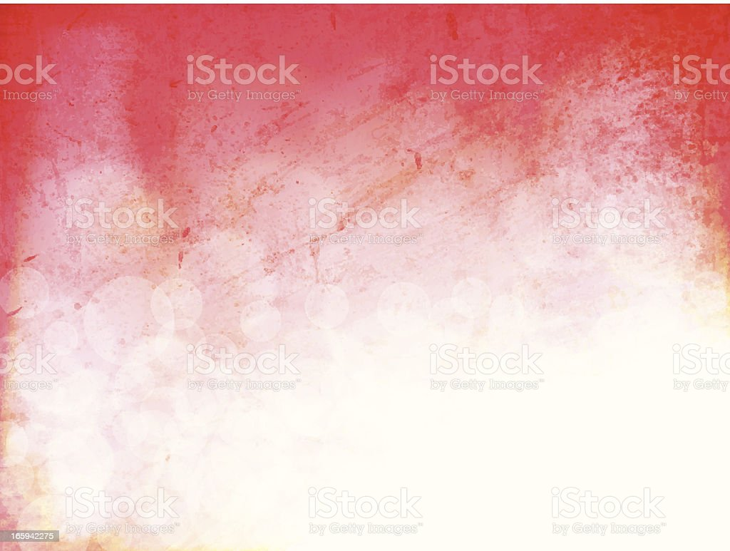 Vector Grungy Glowing Background royalty-free stock vector art