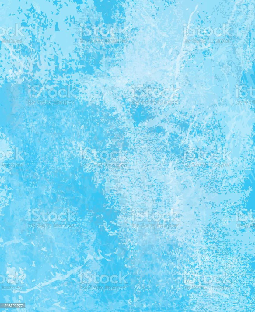 Vector ice background. vector art illustration