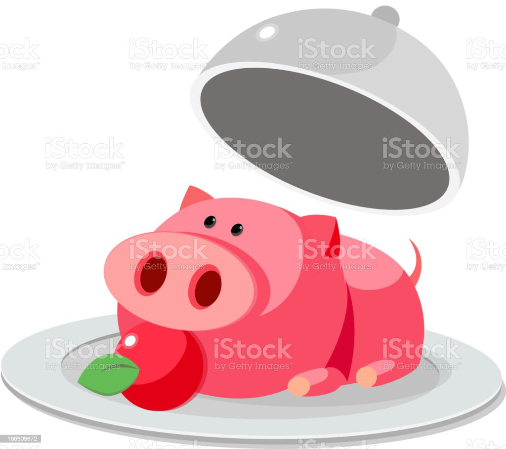 vector icon food royalty-free stock vector art