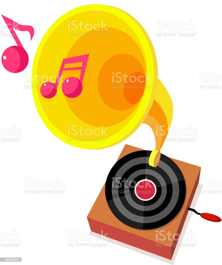 vector icon record royalty-free stock vector art