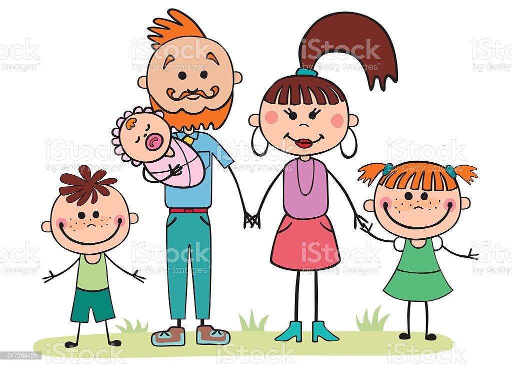Картинки детей с мамой