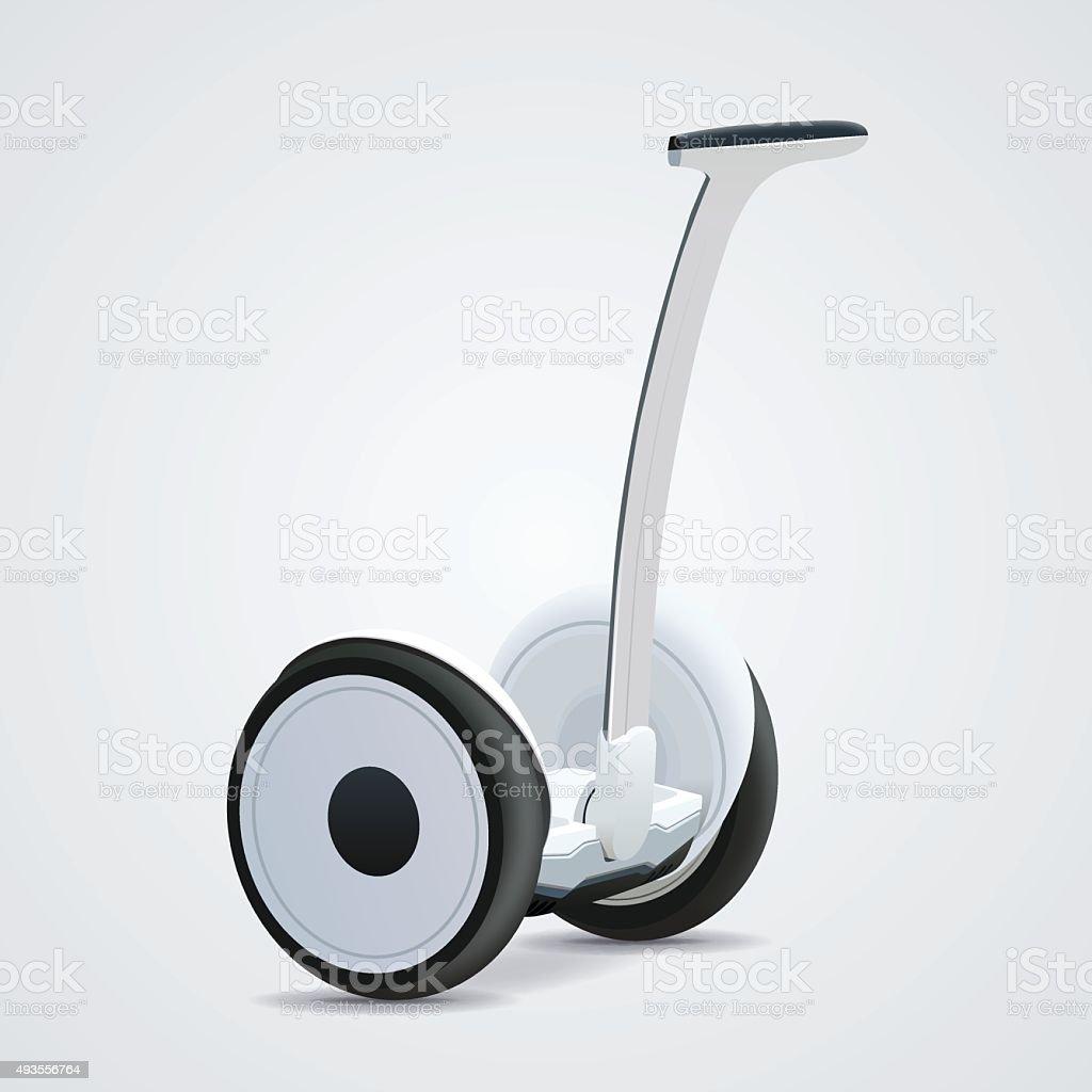 Vector illustration of quality transport. vector art illustration