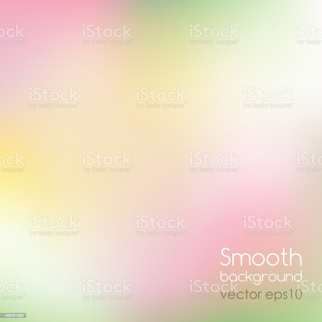 Vector illustration of watercolor background vector art illustration