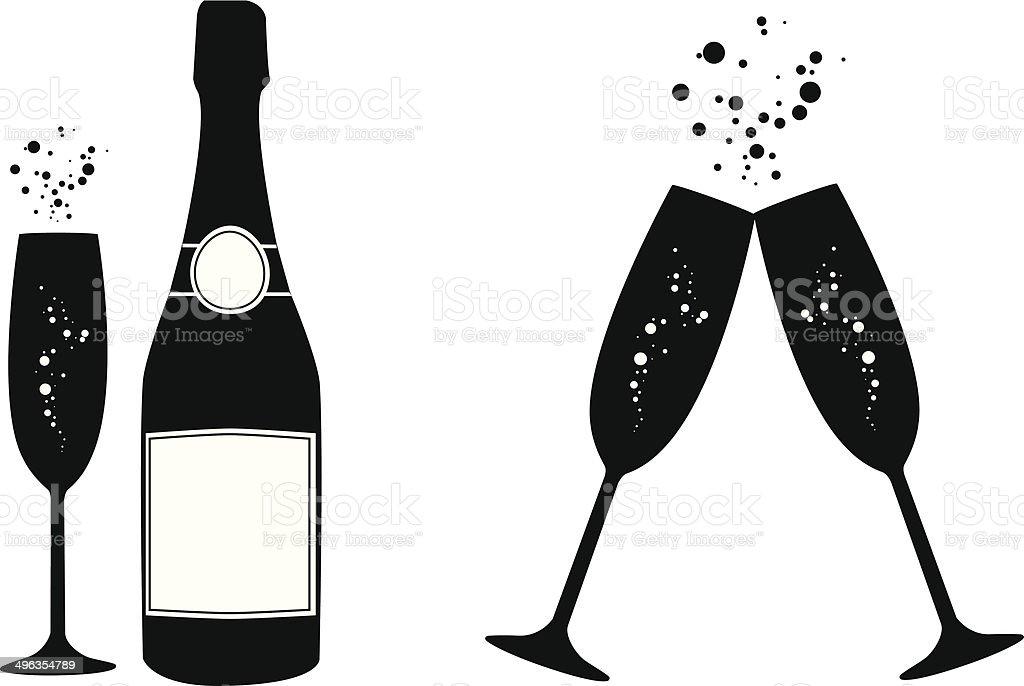 champagne clip art  vector images   illustrations istock champagne clip art transparent champagne clip art transparent