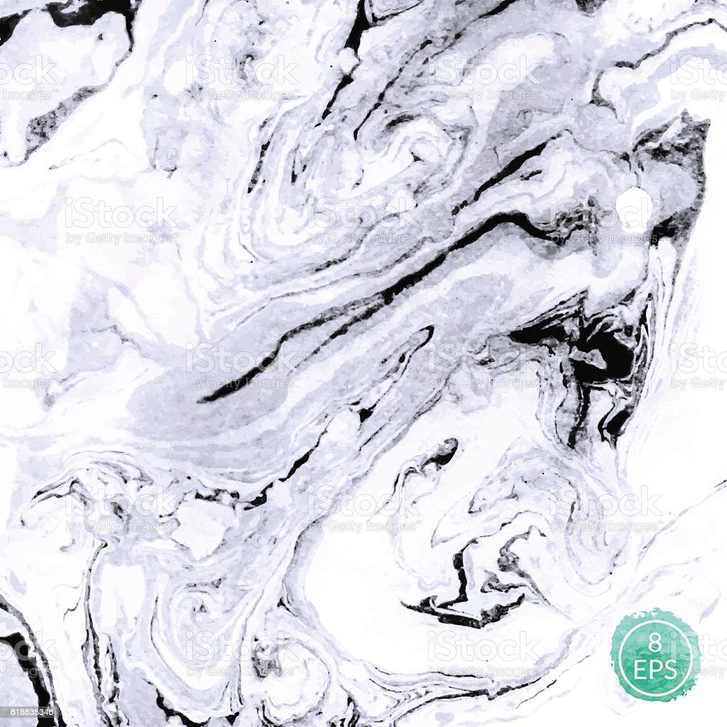 Vector. Marble texture. vector art illustration