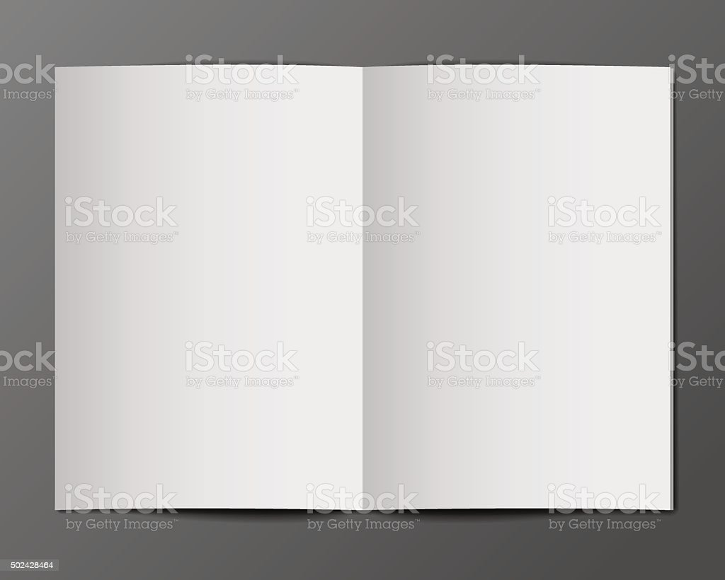 vector mockup template vector art illustration