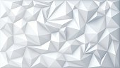Vector Polygon Abstract Polygonal Geometric Triangle Background