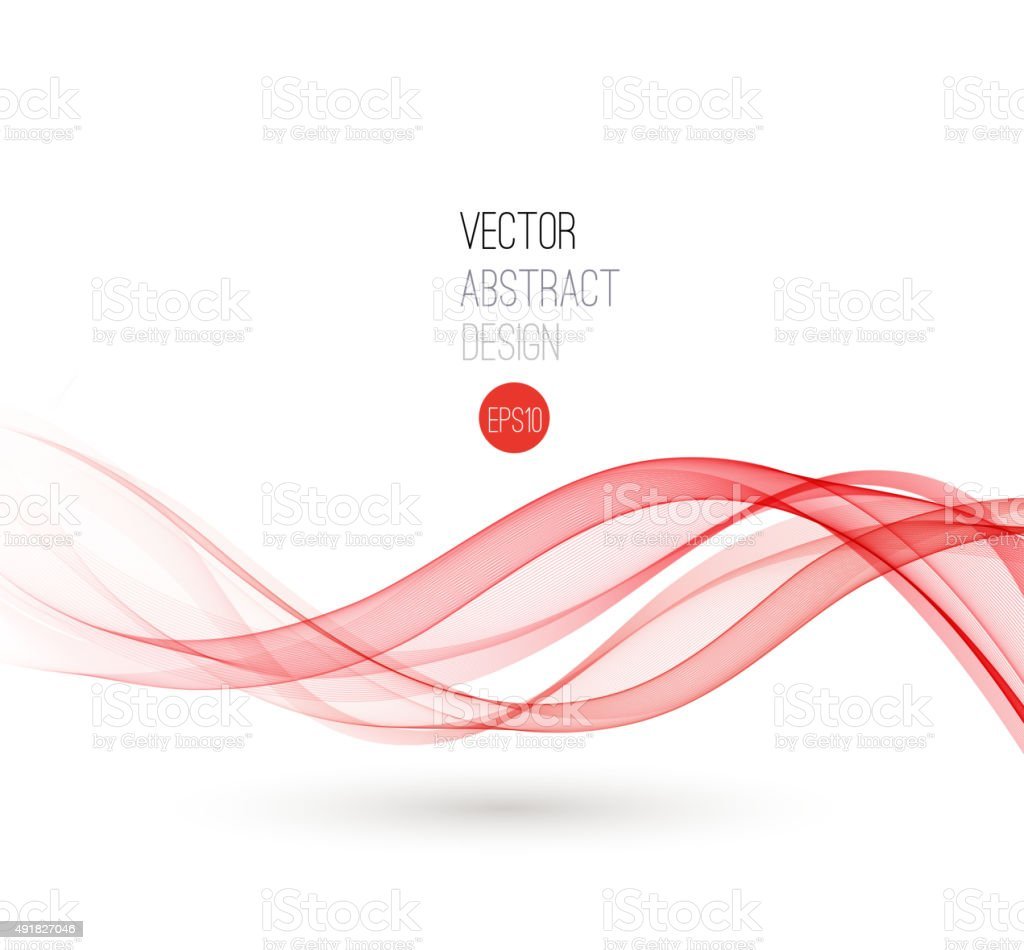 vector red background vector art illustration