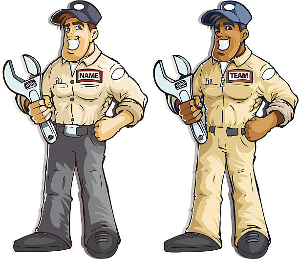 airplane mechanic clipart - photo #37