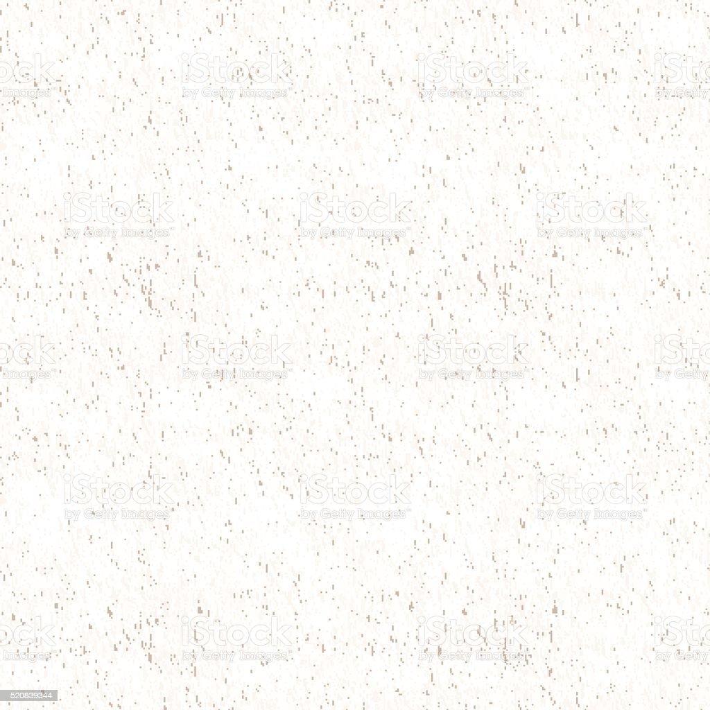Vector Seamless Pattern. Beige Fur Background. vector art illustration