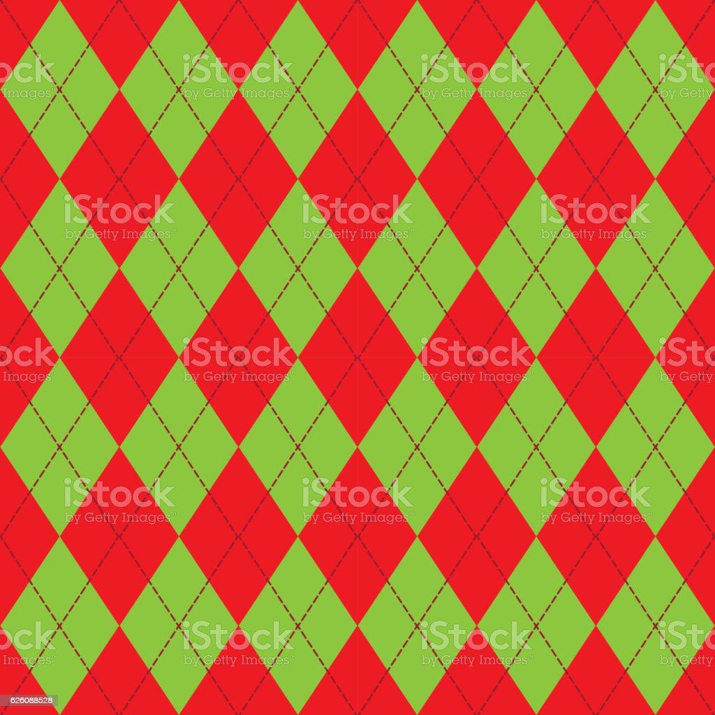 Vector seamless pattern with rhombus. vector art illustration