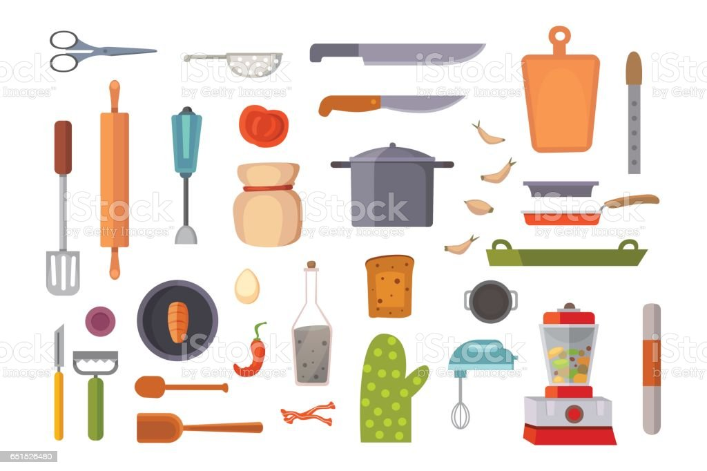 kitchen tools and equipment