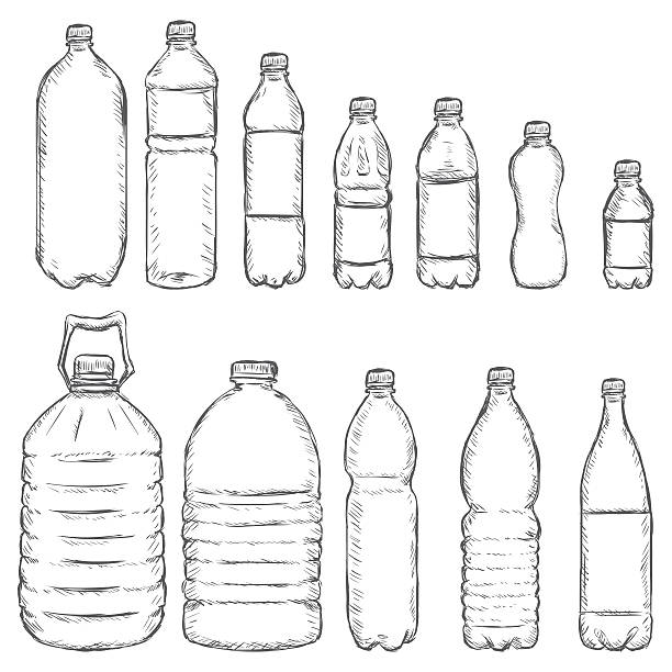 liquid template filters - plastic bottle clip art vector images illustrations