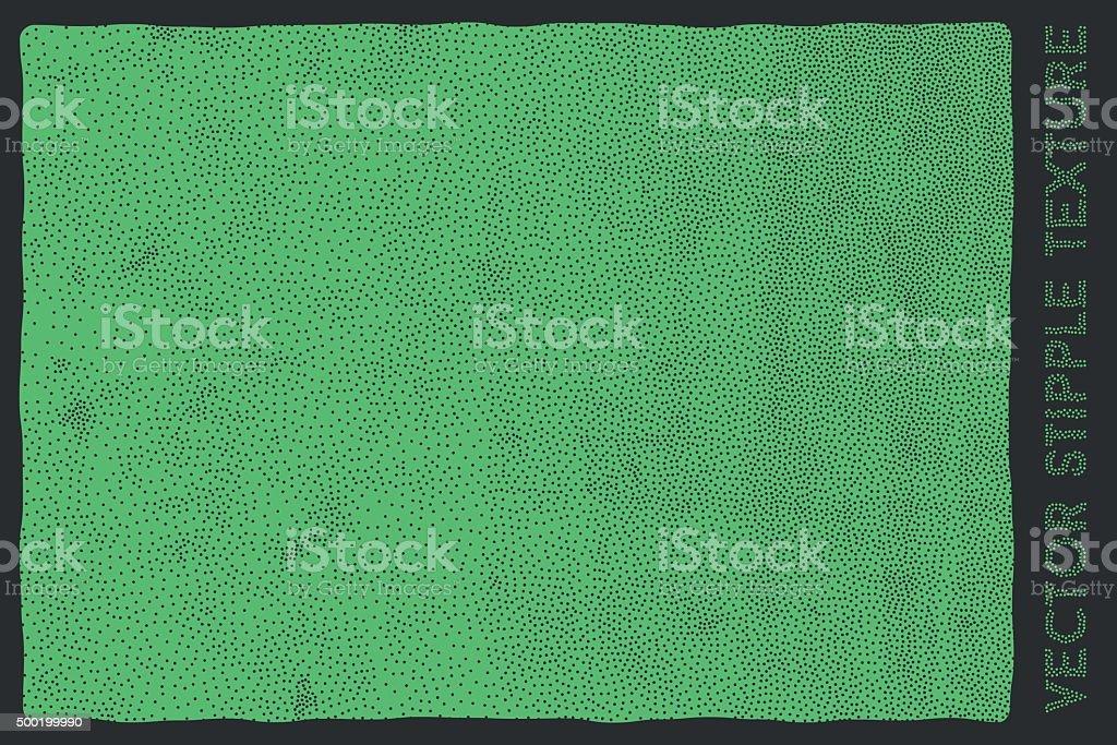 Vector Stipple Halftone Grunge Texture vector art illustration