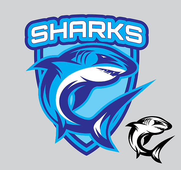sharks sports team coloring pages - photo#22