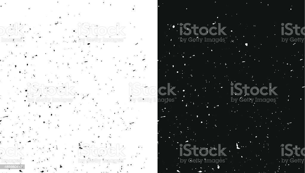 Vector Texture Sparse Speckles vector art illustration