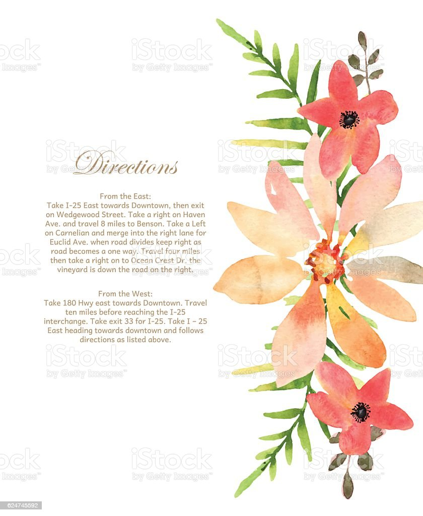 Example Of Wedding Invitation with great invitations example