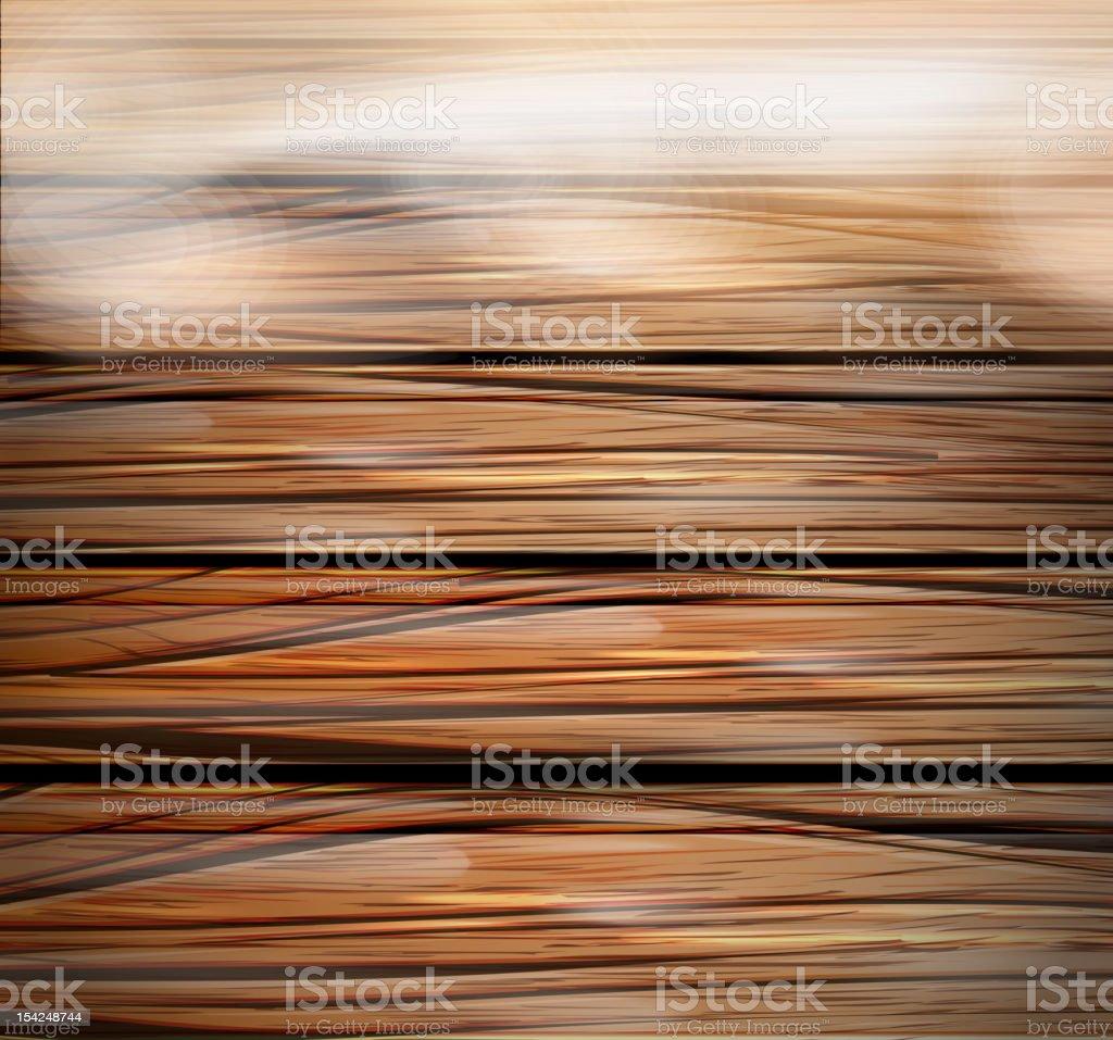 Vector wood texture royalty-free stock vector art