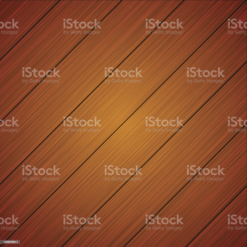 Vector wooden background. Eps10 vector art illustration