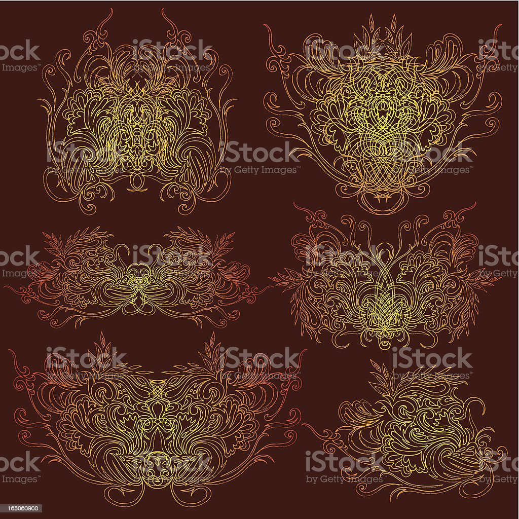 Vectorian Royalty royalty-free stock vector art