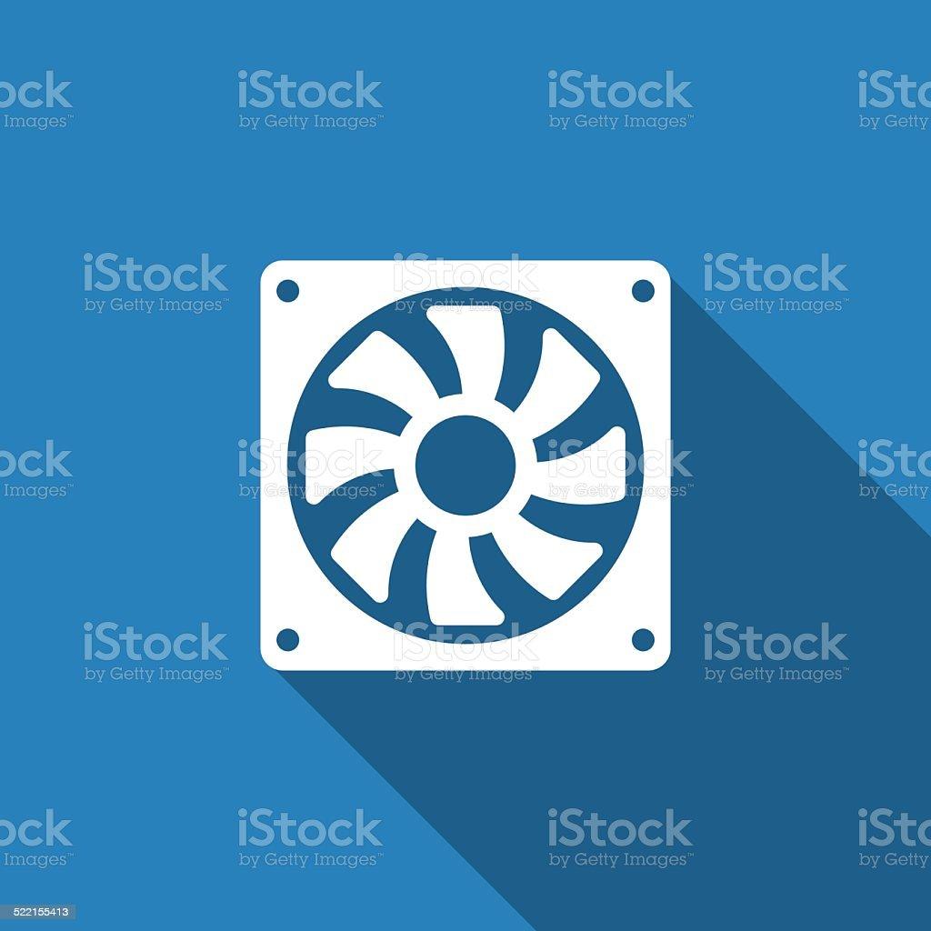 ventilators icon vector art illustration