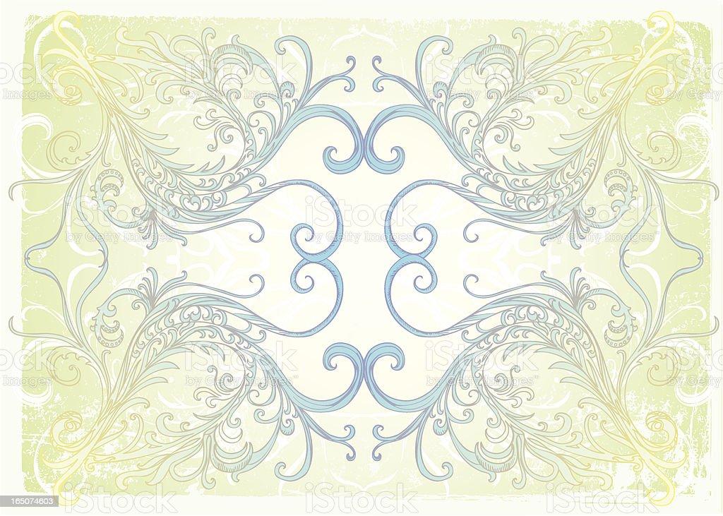 victorian peace royalty-free stock vector art