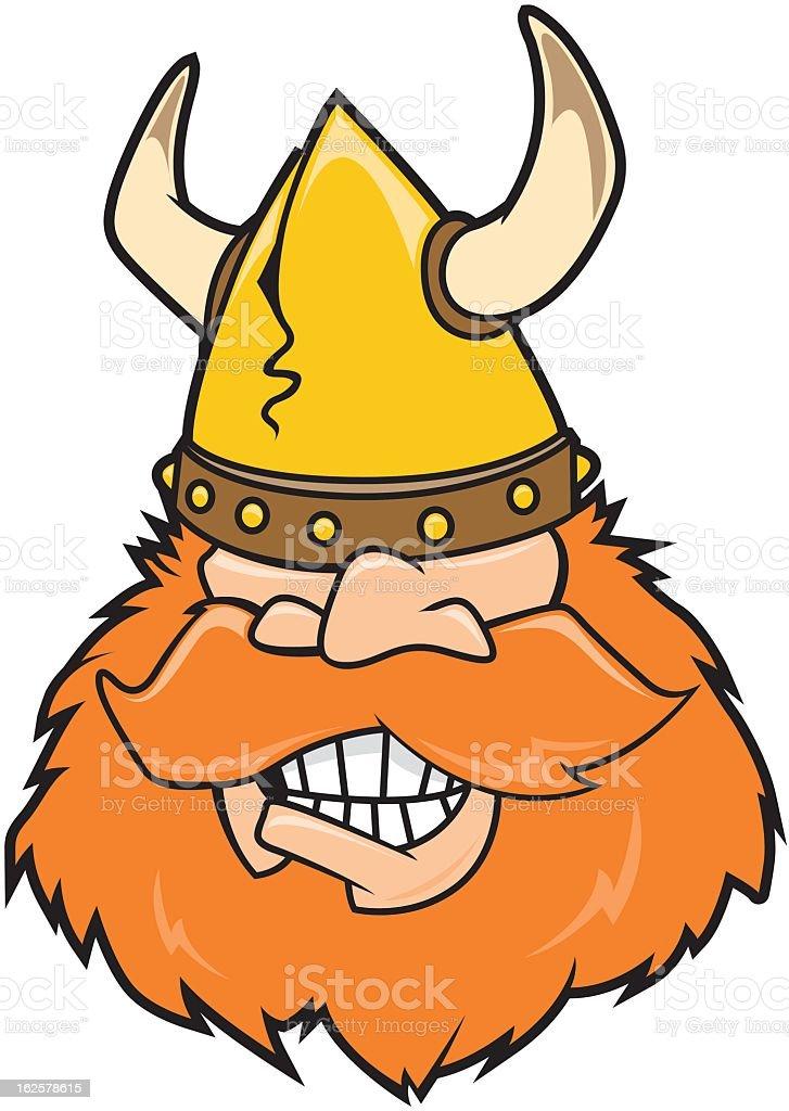 Viking Icon royalty-free stock vector art