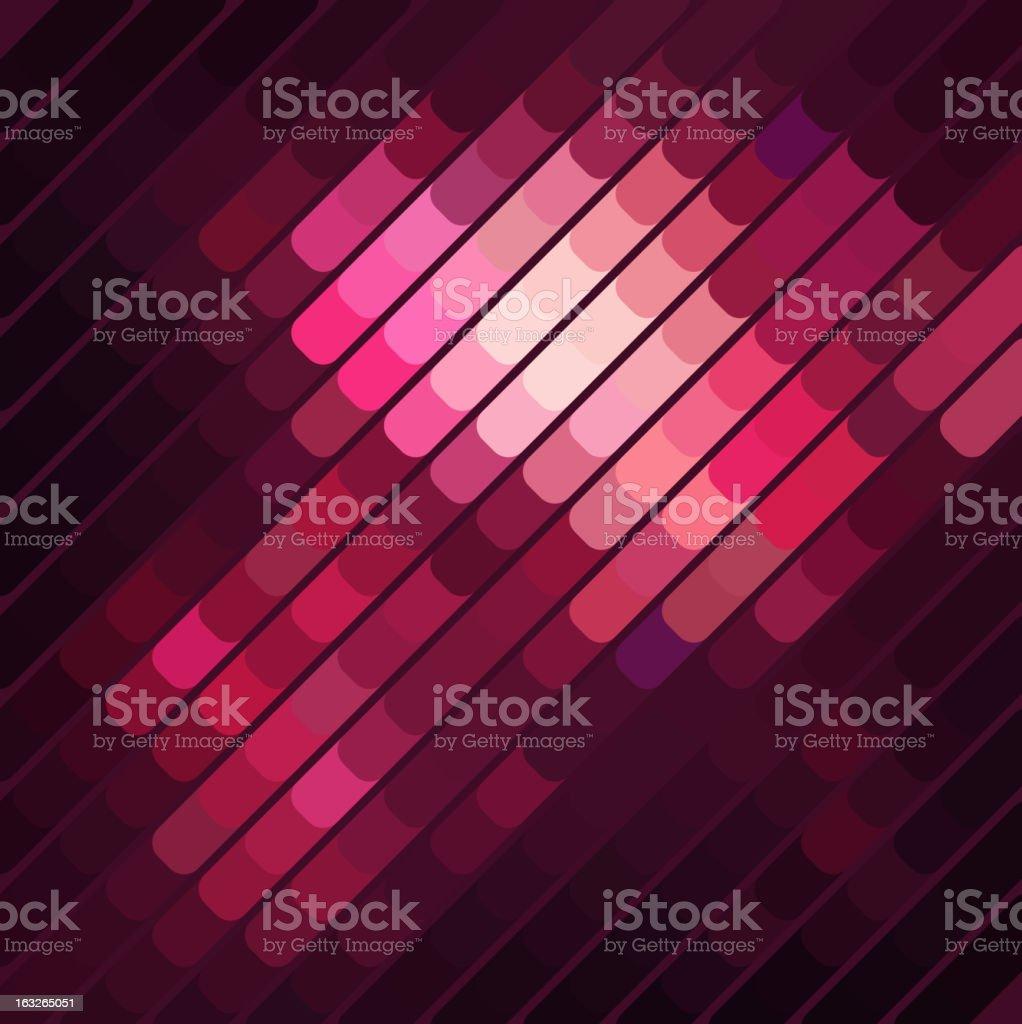 Vinous mosaic background vector art illustration