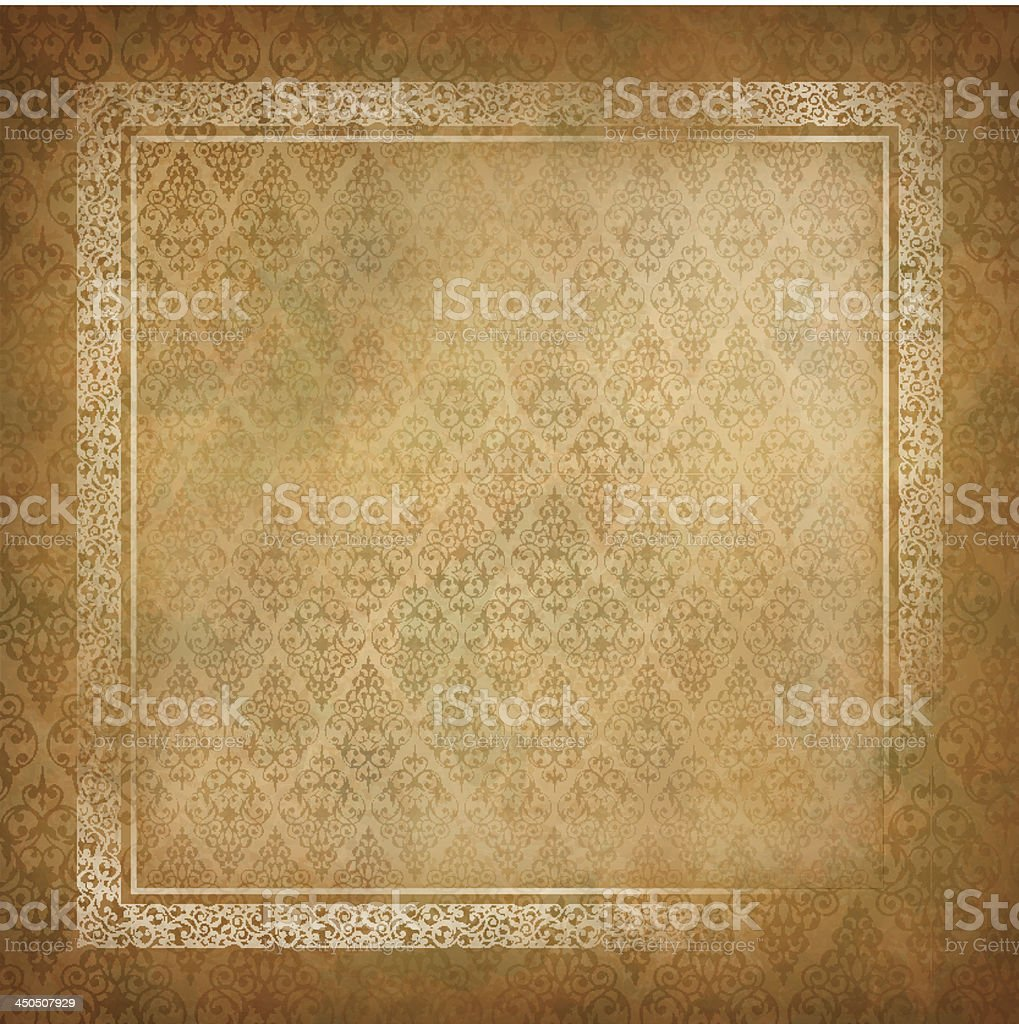 Vintage abstract retro colorful background royalty-free stock vector art