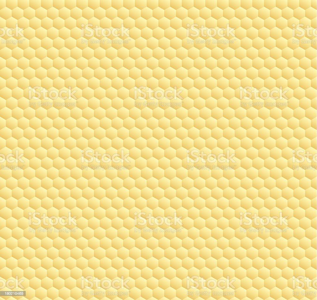 vintage background homeycomb vector art illustration