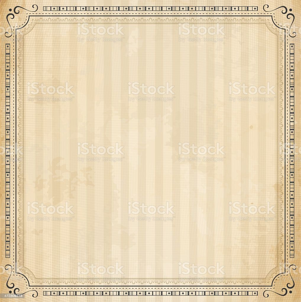 Vintage background royalty-free stock vector art