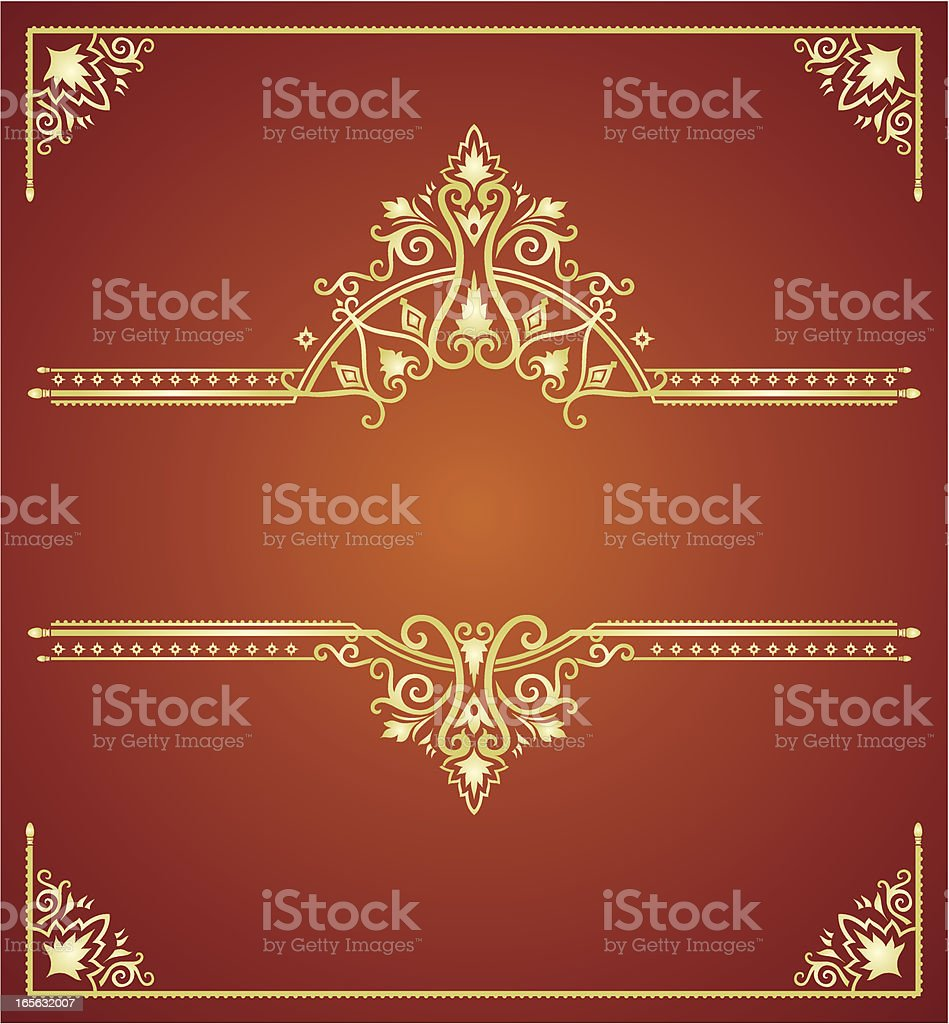 Vintage Banner royalty-free stock vector art