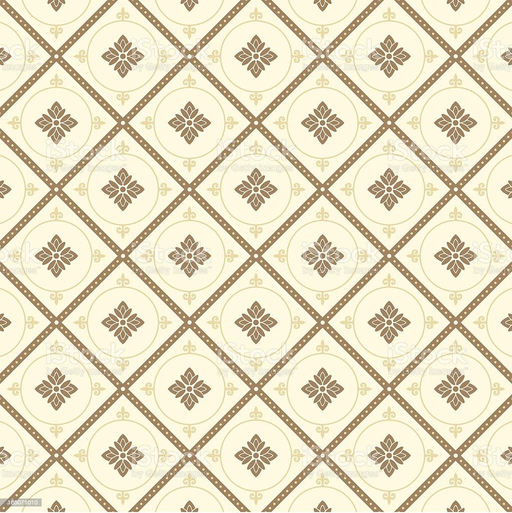 Vintage Pattern royalty-free stock vector art