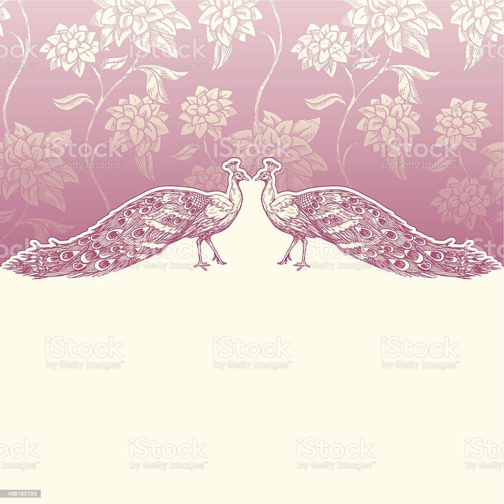 Auguri Matrimonio Vintage : Matrimonio vintage invito card lusso cartolina di auguri