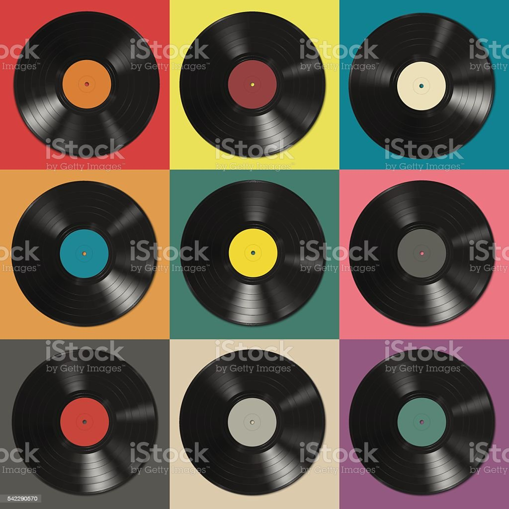 Record Clip Art Vector Images Amp Illustrations Istock