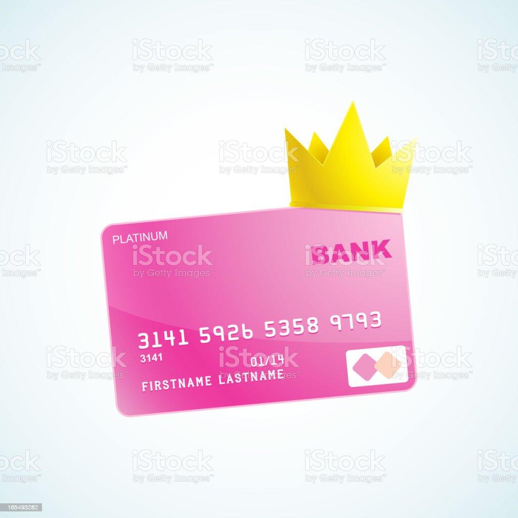 vip credit card royalty-free stock vector art