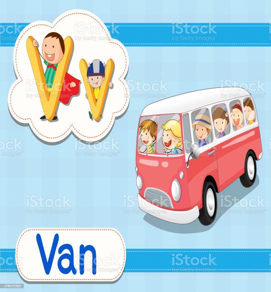 Vocabulary worksheet royalty-free stock vector art