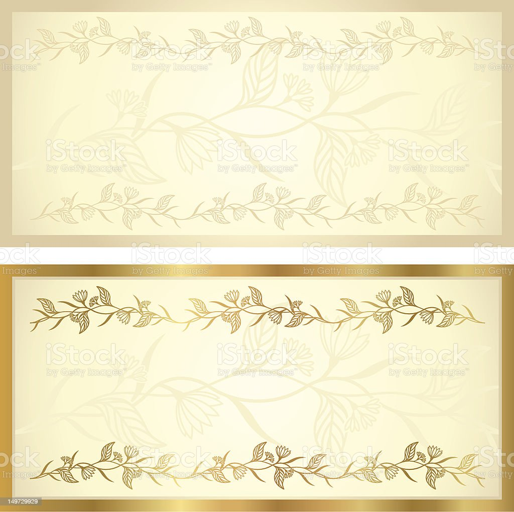 coupon gift template gift certificate voucher coupon template – Money Coupon Template