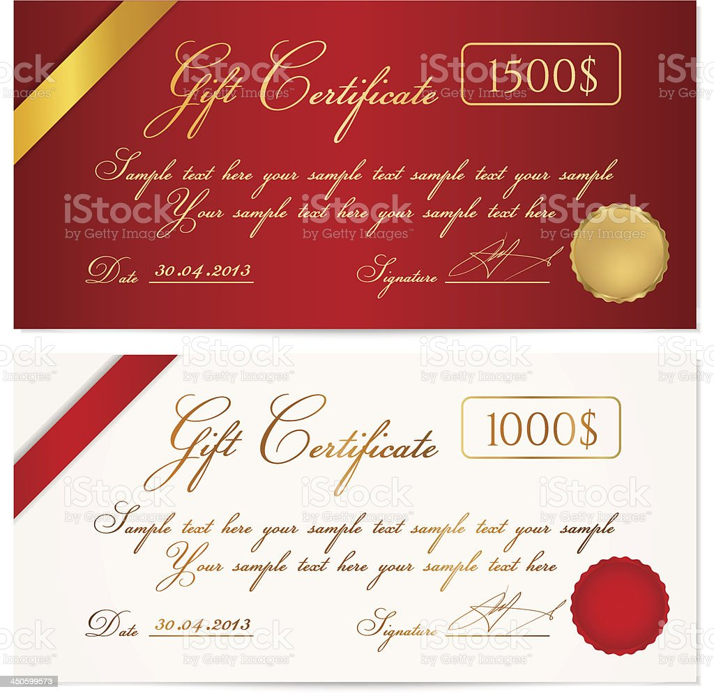 free gift vouchers templates – Design Gift Vouchers Free