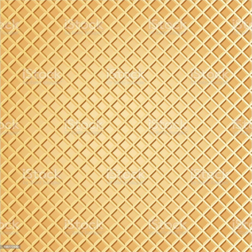 wafer background royalty-free stock vector art