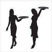 Waitress Grace Politeness