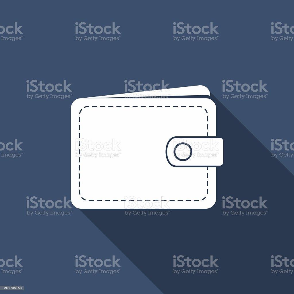 wallet royalty-free stock vector art