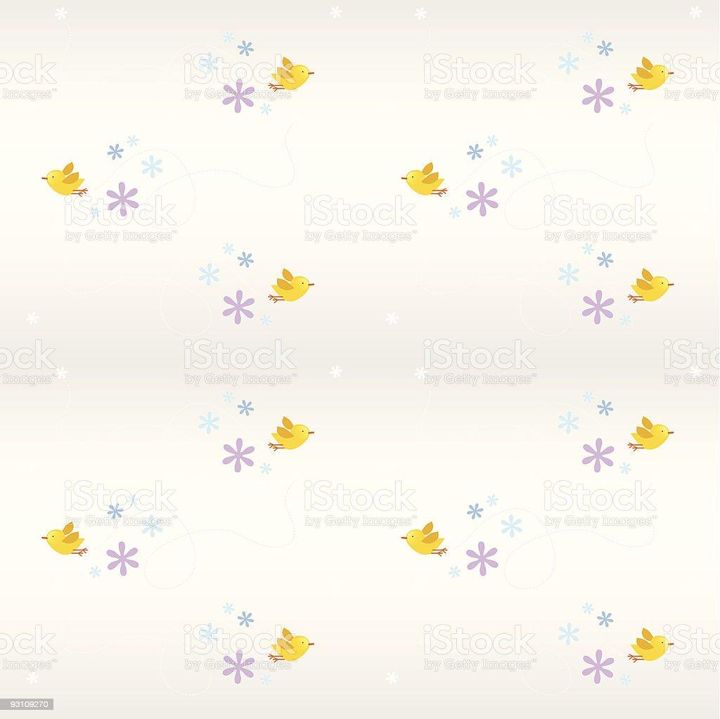 wallpaper for kids royalty-free stock vector art