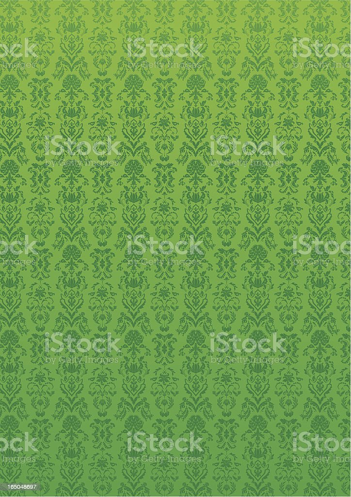 Wallpaper Forest - Vector royalty-free stock vector art