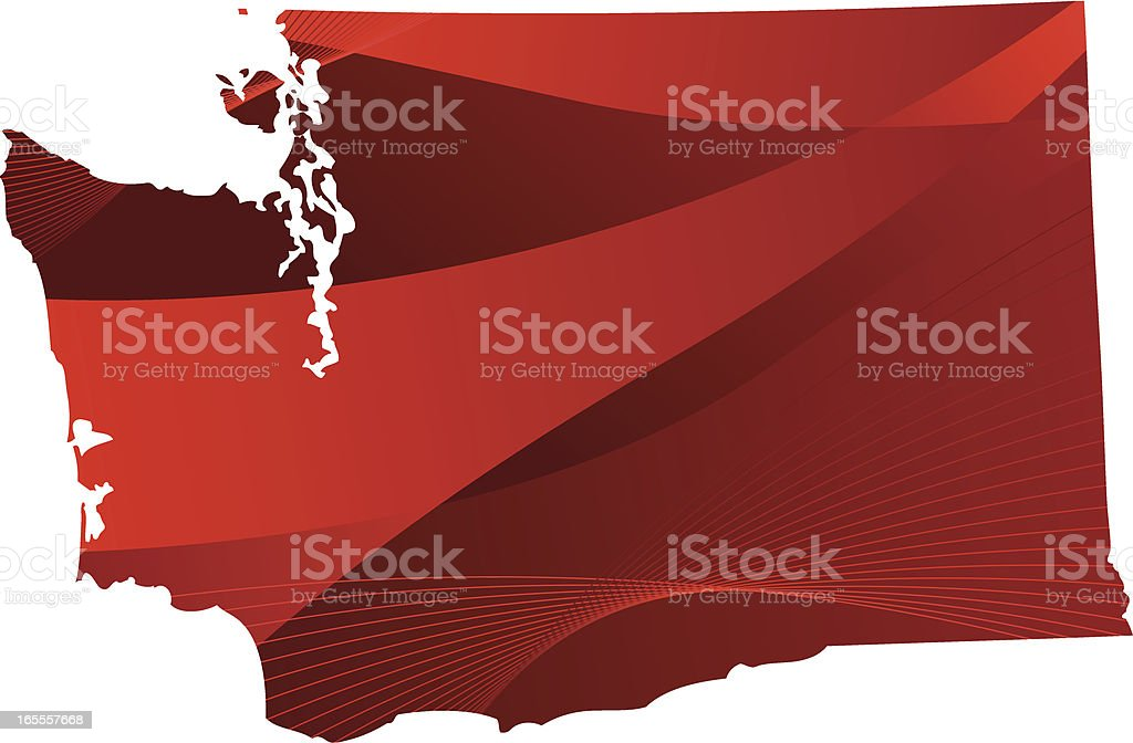 Washington royalty-free stock vector art
