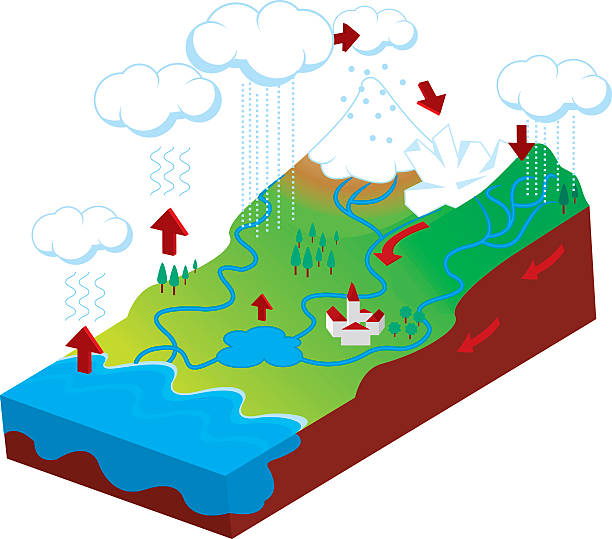 water cycle clip art - photo #32
