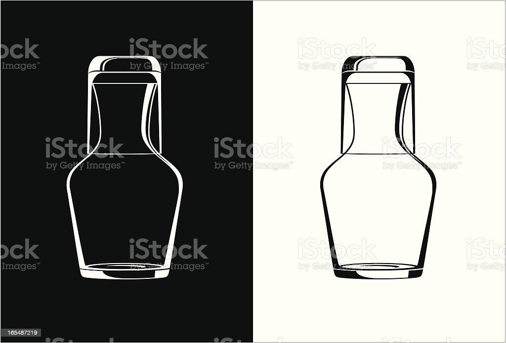water set royalty-free stock vector art