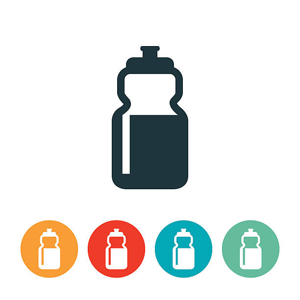 Water Bottle Graphic: Water Bottle Clip Art, Vector Images & Illustrations